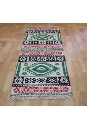 Jüt Tekstil Antik Yün Kilim 5020 80X200