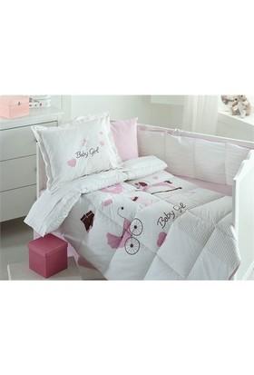 Özdilek Özdilek Baby Girl Bebek Uyku Seti