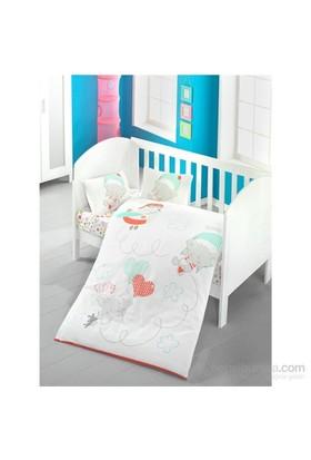 Victoria Ranforce Bebek Nevresim Takımı Baby Sky