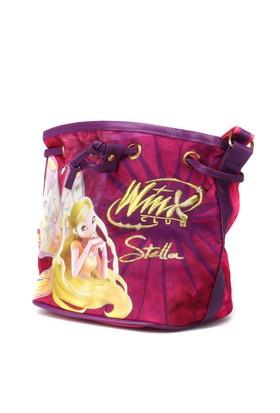Winx 62527 Pembe Kız Çocuk Omuz Çantası