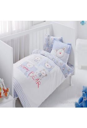 Luoca Patısca Enjoy Maxıforce Bebek Nevresim Takımı