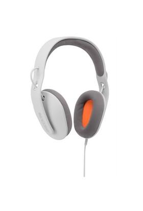 Incase Sonic Mikrofonlu Kulaküstü Beyaz Turuncu Kulaklık
