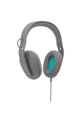 Incase Sonic Mikrofonlu Kulaküstü Mavi Gri Kulaklık