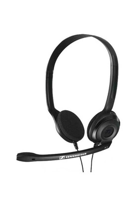 Sennheiser PC 3 Chat Mikrofonlu Kulaküstü Siyah Kulaklık