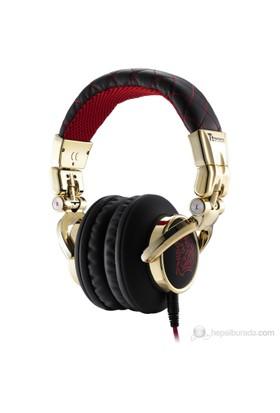 Thermaltake Tt Esports Dracco Signature Kırmızı Profesyonel Kulaküstü Müzik Kulaklığı (HT-DRS007OERE)