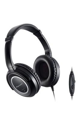 Pioneer SE-M631TV Siyah Kulaküstü Kulaklık