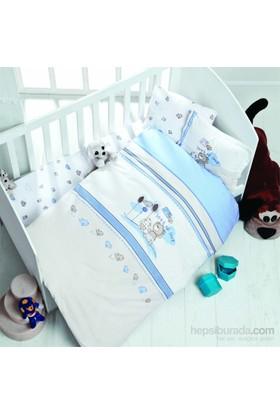 Luoca Patisca Ranforce Bebek Uyku Seti Escape-Bej
