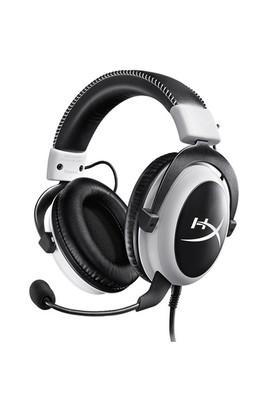 Kingston HyperX Cloud Beyaz Oyuncu Kulaküstü Kulaklık (KHX-H3CLW)