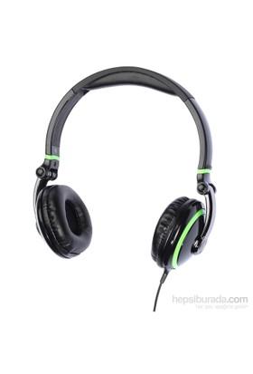 Vivanco FAS 5058 Yeşil Kulaküstü Katlanabilir Kulaklık