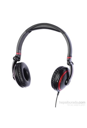 Vivanco FAS 5059 Siyah Kulaküstü Katlanabilir Kulaklık