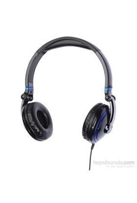 Vivanco FAS 5061 Mavi Kulaküstü Katlanabilir Kulaklık