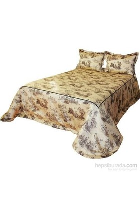 Yastıkminder Romantik R.Köylü Yatak Örtüsü