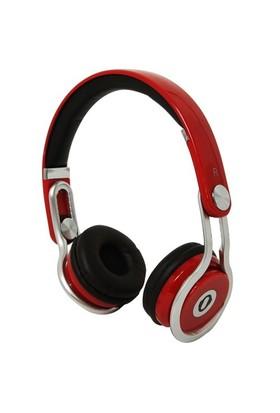 Snopy SN-913 Kırmızı Multimedia Mikrofonlu Kulaklık