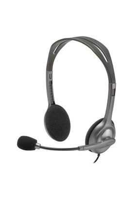 Logıtech H111 Stereo Headset (981-000593)