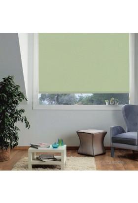 Taç Polyester Işık Geçirmez Blackout Karartma Stor Perde Ekru 60X200 Ekru