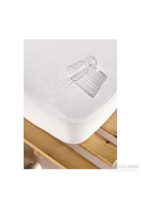 Deran Home Sıvı Geçirmez Fitted Alez 100X200 Cm
