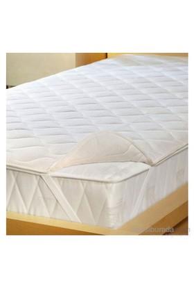 Deran Home Bebekler için Klasik Kapitone Bebek Yatağı Yatak Koruyucu Alezi 70x140 cm