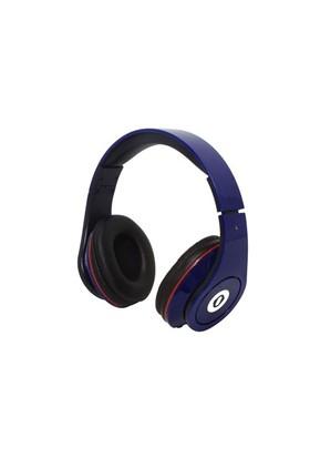 Snopy Sn-914 Mavi Multimedia Mikrofonlu Kulaklık