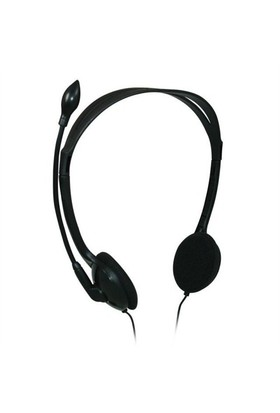Hiper Km-020 Hıper Mikrofonlu Kulaklık Siyah Renk