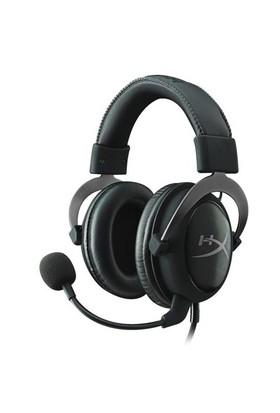 Kingston HyperX Cloud II Oyuncu Gri Kulaküstü Kulaklık KHX-HSCP-GM