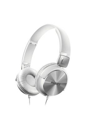 Philips SHL3160WT/00 Beyaz Kulaküstü Kulaklık