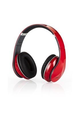 Sonorous Bluetooth Kulaküstü Kırmızı Kulaklık