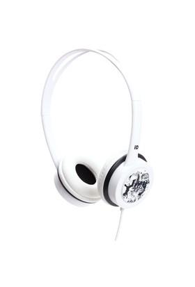 iDance Free-60 Beyaz Kulaküstü Kulaklık