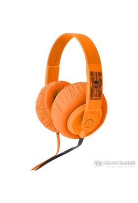 iDance Sdj 850 Turuncu Kulaküstü Kulaklık