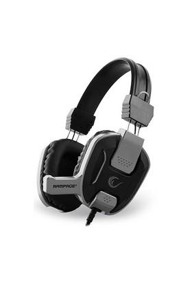 Snopy Rampage SN-R12 Oyuncu Siyah/gümüş Mikrofonlu Kulaklık