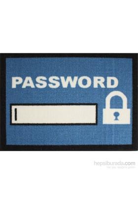 Samur Halı Smart Mat Password 40X60 Cm