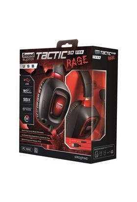 Creative Headset Sb Tactic 3D Rage Usb Gamer V2