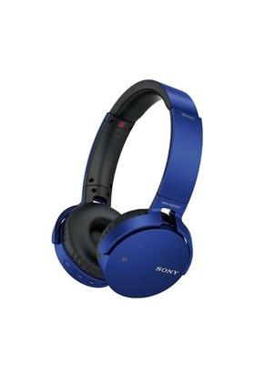 Sony MDR-XB650BTL Kulaküstü Mavi Kulaklık