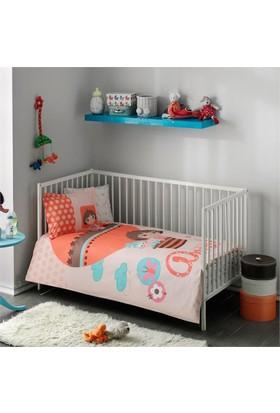 Taç Bebek Nevresim Takımı - Dora