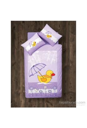 Clasy Tek Kişilik Bebek Uyku Seti Duck