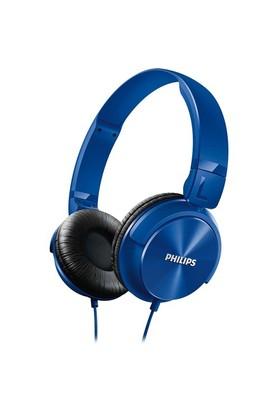Philips SHL3060BL Mavi Kulaküstü Kulaklık