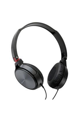 Pioneer SE NC21M Siyah Kulaküstü Kulaklık