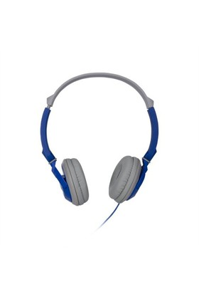 TDK ST100 Kulaküstü Mavi Kulaklık