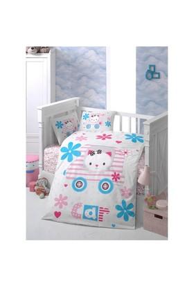 Nennen Patik Bebek Nevresim Takımı Kitty