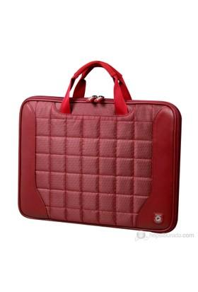 """Port Designs Berlin II Skin 14"""" Kırmızı Notebook Çantası 140377"""