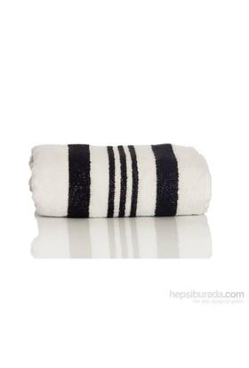 Yastıkminder Koton Siyah Beyaz 50X70 Havlu