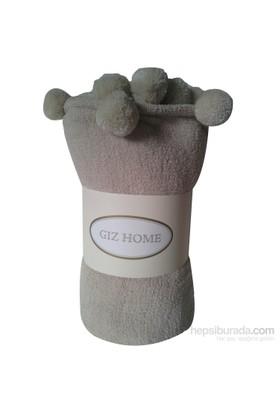 Giz Home Carmel Koltuk Örtüsü 130X170 Bej