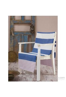Eponj Home Peştemal Antalya Mavi
