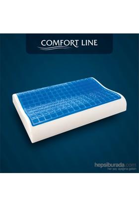 Comfortline Visco Aqua Jel Alçak Boyun Destekli Yastık Vj205-L