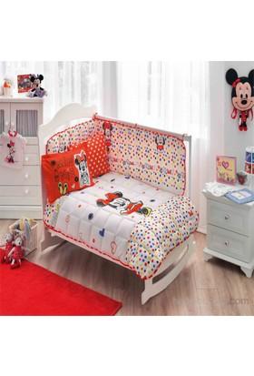 Lisanslı Disney Minnie Skecth Baby Tek Kişilik Ranforce Uyku Seti