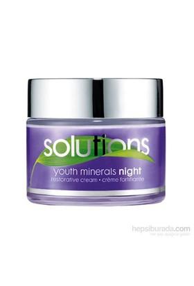 Avon Solutions Youth Minerals Gece Kremi 50 Ml.