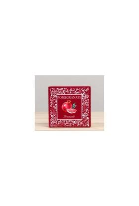 Madame Coco Meyve Serisi Kare Nar Aromalı Katı Sabun 100Gr