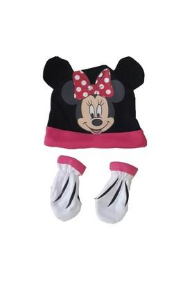 Çimpa Minnie Mouse Bere Eldiven Takım