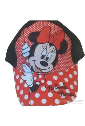 Çimpa Minnie Mouse Şapka Siyah