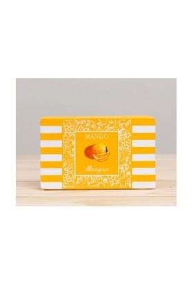 Madame Coco Meyve Serisi Dikdörgen Mango Aromalı Katı Sabun 100Gr