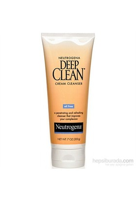 Neutrogena Deep Clean Krem Jel